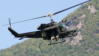 MM80530 - Agusta-Bell AB-205A-1 - Italy - Army