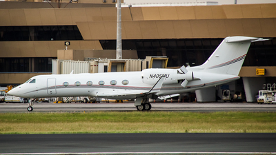 N405MU - Gulfstream G450 - Private