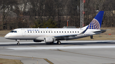 A picture of N89317 - Embraer E175LR - United Airlines - © DJ Reed - OPShots Photo Team