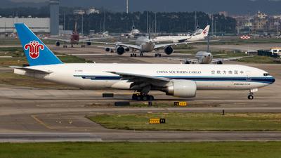 B-20EN - Boeing 777-F - China Southern Cargo