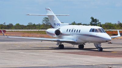 PR-DPD - Raytheon Hawker 900XP - Private