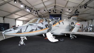 N420NW - Honda HA-420 Hondajet Elite S - Honda Aircraft Company