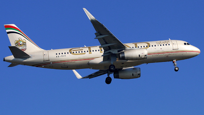 A picture of A6EIT - Airbus A320232 - Etihad Airways - © LX 1102