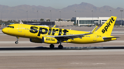 A picture of N647NK - Airbus A320232 - Spirit Airlines - © AviaStar Photography