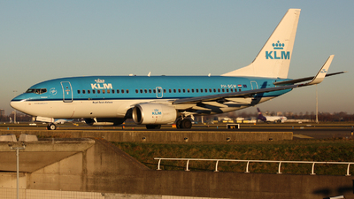 PH-BGW - Boeing 737-7K2 - KLM Royal Dutch Airlines