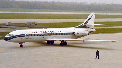 F-BHRE - Sud Aviation SE 210 Caravelle III - Air France