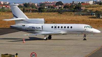 PR-GJS - Dassault Falcon 50EX - Private