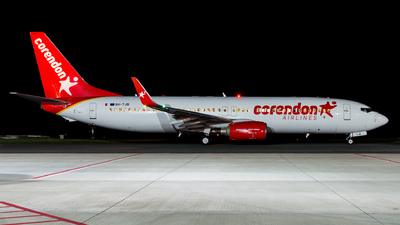 A picture of 9HTJB - Boeing 7378FH - Corendon Airlines - © Tim-Patrick Müller