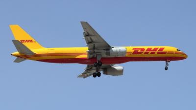 G-DHKE - Boeing 757-23N(PCF) - DHL Air
