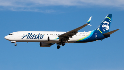 A picture of N461AS - Boeing 737990(ER) - Alaska Airlines - © Sean Asay
