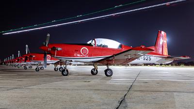 A-925 - Pilatus PC-7 - Switzerland - Air Force