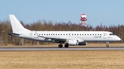 VP-BZG - Embraer 190-100LR - Ikar