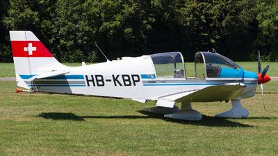 HB-KBP - Robin DR400/180R Remorqueur - Segelfluggruppe Oberaargau