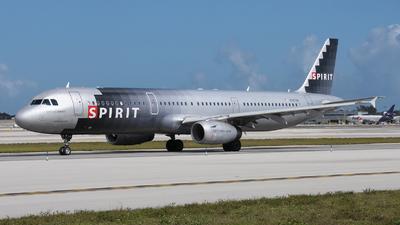 N587NK - Airbus A321-231 - Spirit Airlines