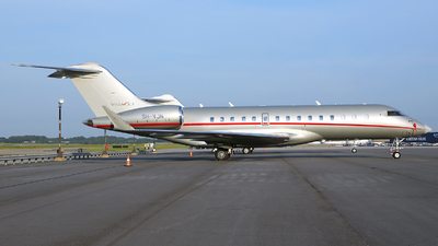 9H-VJN - Bombardier BD-700-1A10 Global 6000 - VistaJet
