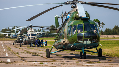RF-93172 - Mil Mi-8MTV-1 Hip - Russia - Air Force