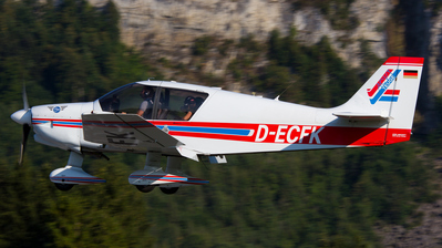 D-ECFK - Robin DR400/140B Dauphin - Private