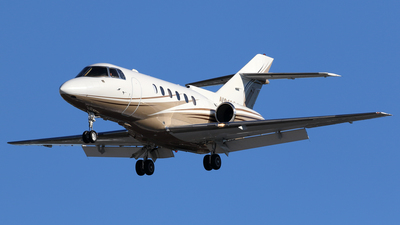 N810SC - Raytheon Hawker 800XP - Private