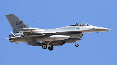 91-0372 - General Dynamics F-16CJ Fighting Falcon - United States - US Air Force (USAF)