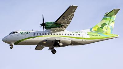 A picture of PTMFE - ATR 42320 - Map Linhas Aereas - © Ranniere Damascena