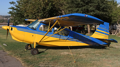 N2876G - Champion 7ECA Citabria - Private