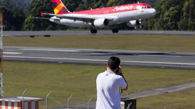 SKRG - Airport - Spotting Location