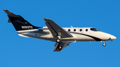 N303TC - Raytheon Hawker 400XP - Private