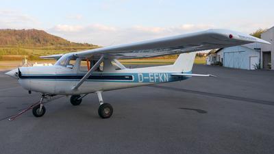 D-EFKN - Reims-Cessna F152 II - Private