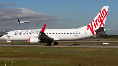 A picture of VHVUE - Boeing 7378FE - Virgin Australia - © TommyNG