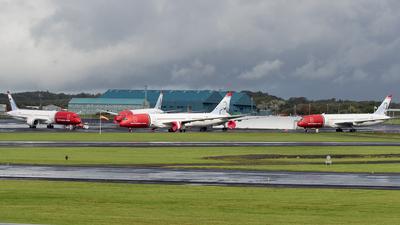 EGPK - Airport - Ramp
