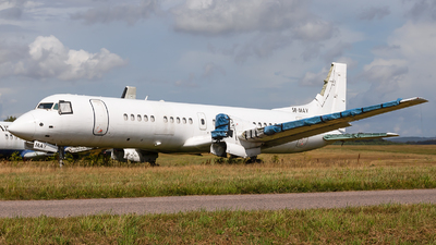 SE-MAY - British Aerospace ATP(F) - West Air Sweden