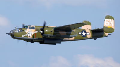 N10V - North American B-25H Mitchell - Experimental Aircraft Association (EAA)