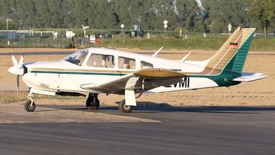 D-EVMI - Piper PA-28R-200 Cherokee Arrow II - DFS Fliegerclub