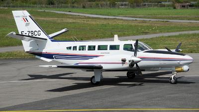 F-ZBCG - Reims-Cessna F406 Vigilant - France - Customs