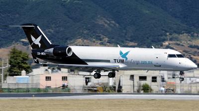 XA-MCK - Bombardier CRJ-200PF - TUM AeroCarga