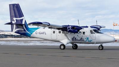 C-GAFL - De Havilland Canada DHC-6-300 Twin Otter - Ashe Aircraft Enterprises