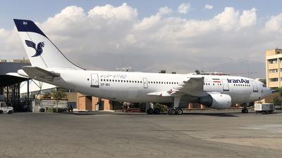 EP-IBG - Airbus A300B4-203 - Iran Air
