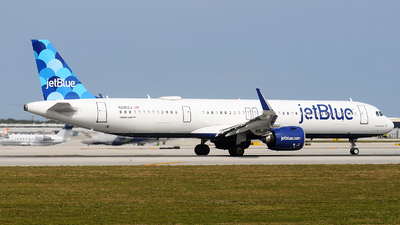 N2002J - Airbus A321-271NX - jetBlue Airways
