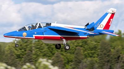 E114 - Dassault-Breguet-Dornier Alpha Jet E - France - Air Force