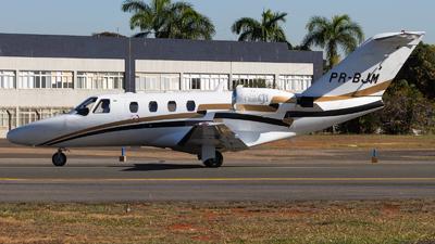 PR-BJM - Cessna 525 CitationJet 1 - Private