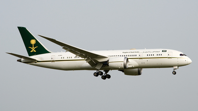 HZ-MF8 - Boeing 787-8(BBJ) Dreamliner - Saudi Arabia - Ministry of Finance