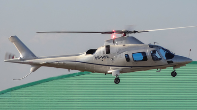 PR-HPA - Agusta-Westland AW-109E Power Elite - Private
