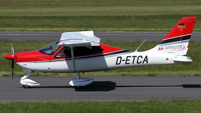 D-ETCA - Tecnam P2008JC MkII - Air Alliance