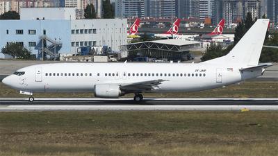 JY-JAP - Boeing 737-46B - Jordan Aviation