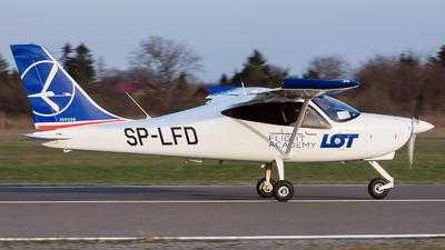 SP-LFD - Tecnam P2008JC - LOT Flight Academy
