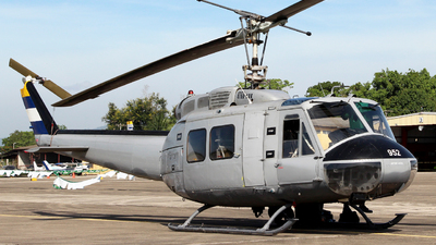 A picture of FAH952 - Bell UH1H Iroquois - [] - © Obed Diaz