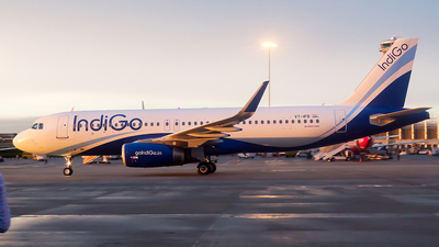 VT-IFR - Airbus A320-232 - IndiGo Airlines