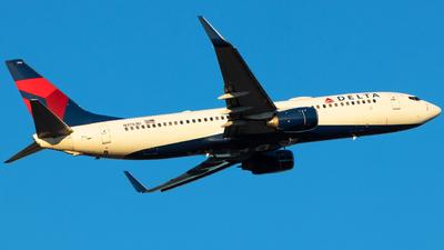 N3763D - Boeing 737-832 - Delta Air Lines