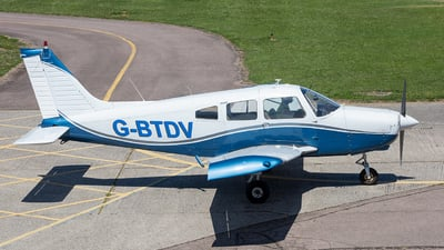 G-BTDV - Piper PA-28-161 Warrior II - Private