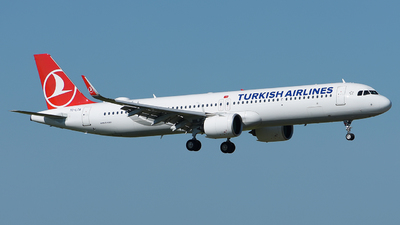 A picture of TCLTA - Airbus A321271NX - Turkish Airlines - © Luca Cesati